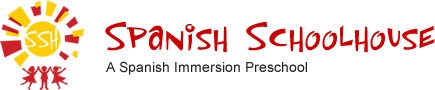spanish schoolhouse logo